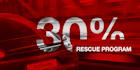 30% Rescue Program